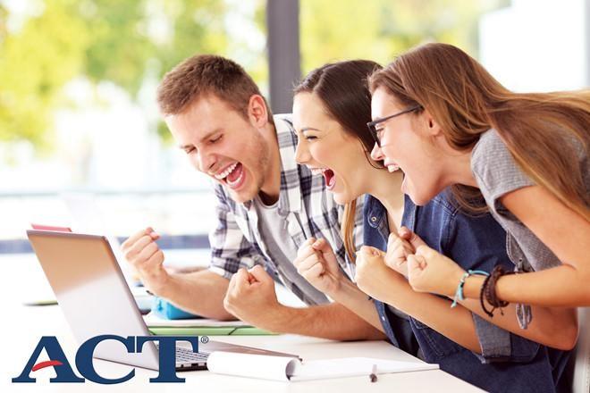 ACT là bài thi đầu vào Đại học Mỹ uy tín trên thế giới
