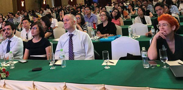 Sự kiện thu hút đông đảo các tổ chức giáo hàng đầu trong và ngoài nước đến tham dự