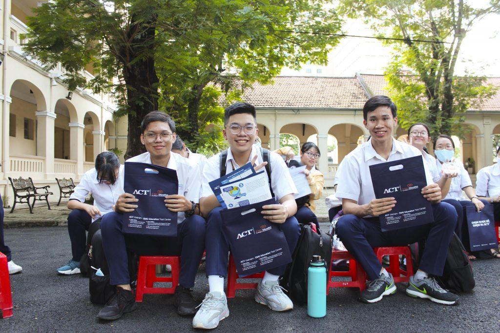 Bài thi ACT giúp mở rộng các cơ hội học tập tại Việt Nam trong năm học 2021-2022